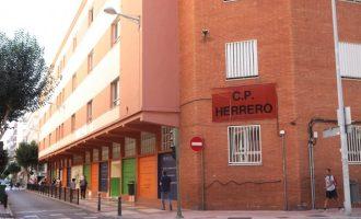 Educació treballa en la millora de set centres més en Castelló amb el pla Edificant