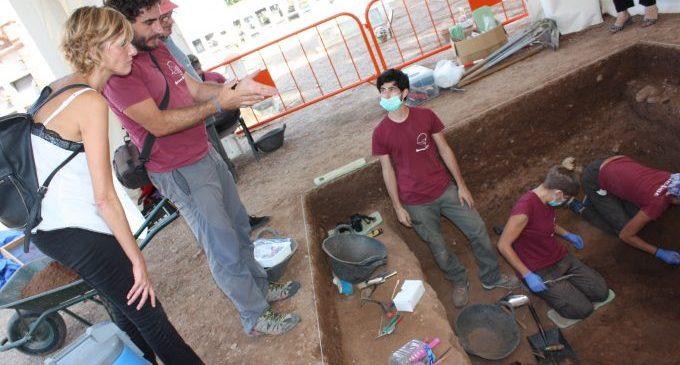 La segunda fase de las exhumaciones de Castelló consigue recuperar 18 cuerpos