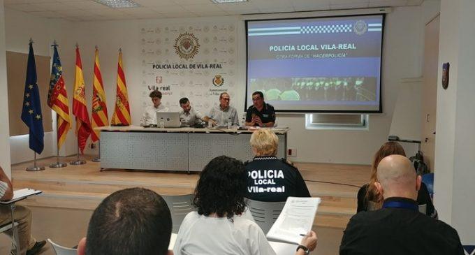 La campanya de Vila-real per a controlar l'ús del cinturó acaba amb 51 sancions