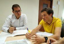 Conselleria d'Educació i Ajuntament planifiquen la segona fase d'Edificant