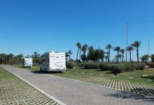 Castelló tanca el pàrquing d'autocaravanes en compliment de la nova ordre de Sanitat