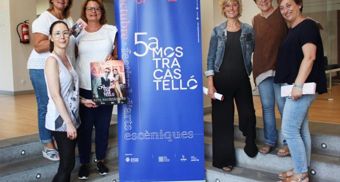 La V Mostra d'Arts Escèniques arranca amb l'estrena de 'Les tres porquetes'