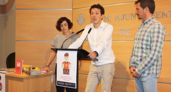 """Castelló projecta l'associacionisme com a """"actiu social i econòmic"""" de la ciutat"""