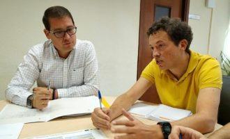 Educación y el Ayuntamiento de Castelló planifican la segunda fase de Edificant