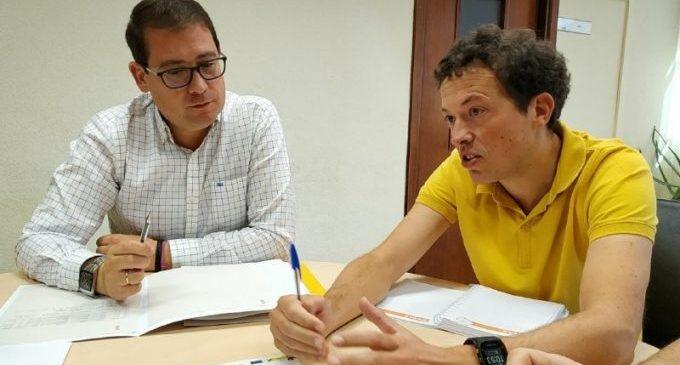 Educació i l'Ajuntament de Castelló planifiquen la segona fase d'Edificant