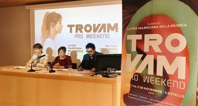"""Tamarit: """"El Trovam genera mercado dentro y fuera de nuestro territorio con un impacto económico que se acerca al millón de euros"""""""