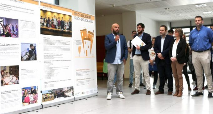 Castelló participa en la celebració del 20 aniversari del programa Pisos Solidaris