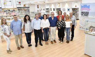 """José Martí: """"Comptem amb la Plana per a construir la nova solidària Diputació"""""""