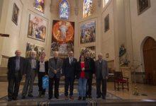 Nueva exposición que retrata la creación del altar mayor de la concatedral