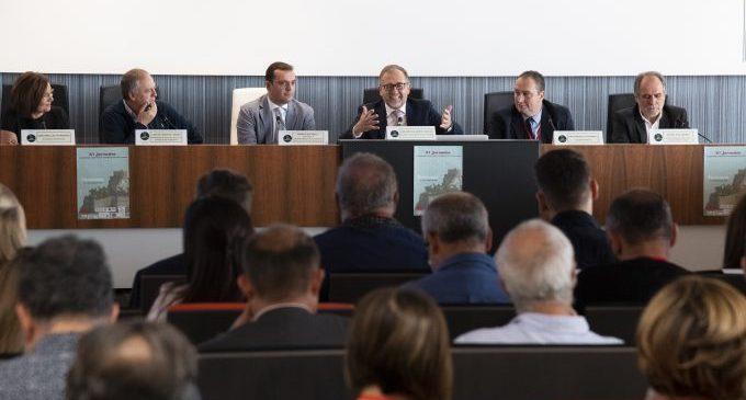 Peñíscola inicia las  jornadas de directores de IES de la Comunitat Valenciana