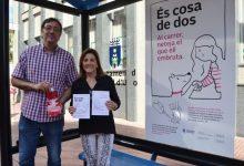 La Vall d'Uixó llança una campanya per a conscienciar sobre la neteja de l'orina de les mascotes en la via pública