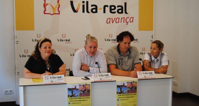 Vila-real impulsa la primera Escuela de Atletismo Adaptado de la provincia