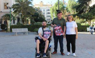 Xavi Castillo, Pepa Cases y Arantxa González en el 'Festival de l'Humor en valencià' a favor de 'Conquistando Escalones'
