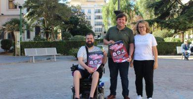 Xavi Castillo, Pepa Cases i Arantxa González en el 'Festival de l'Humor en valencià' a favor  'Conquistant Escalons'