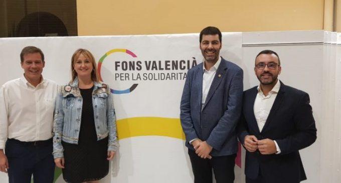 Vila-real lidera la cooperació internacional en la Comunitat i assumeix la presidència del Fons Valencià per la Solidaritat