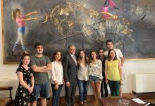 Els alumnes de l'UJI consciencien sobre el canvi climàtic