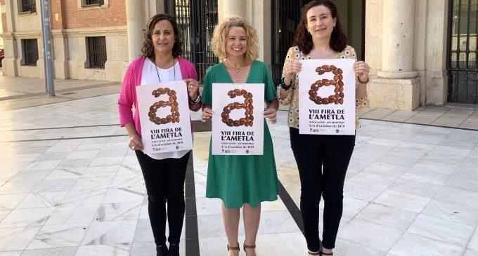 Albocàsser promociona els dies 5 i 6 d'octubre la seua ametla local amb el suport de la Diputació de Castelló