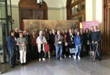 Diputació activa el transport gratuït per a visitar l'exposició de Traver Calzada