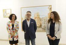"""L'Espai Cultural Obert acull """"elogi a la llum"""" de Javier Aoiz Orduna"""