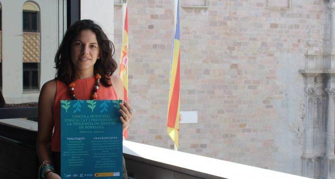 Borriana inicia la primera Escola Municipal d'Igualtat i Prevenció de la Violència de Gènere