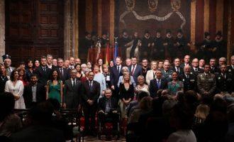 Ximo Puig urge a salir de la 'parálisis institucional' y a impulsar la reforma territorial