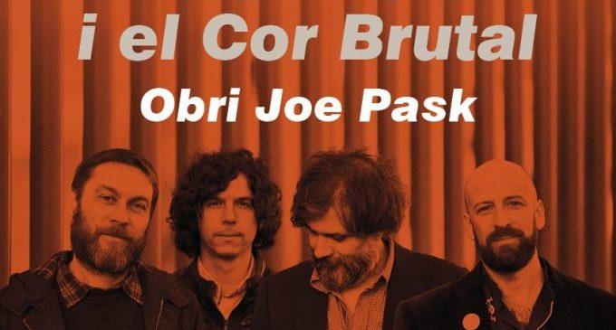 Senior i el Cor Brutal, i Joe Pask actuaran al teatre Payà per a celebrar el 9 d'octubre