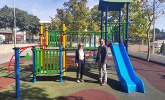 L'Ajuntament inicia un nou pla per millorar els parcs de l'Alcora