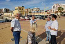Vinaròs rep la visita del secretari de Ports, Emilio Obiol, per parlar dels futurs projectes a desenvolupar