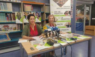 Cultura presenta a Vinaròs la programació teatral de la tardor