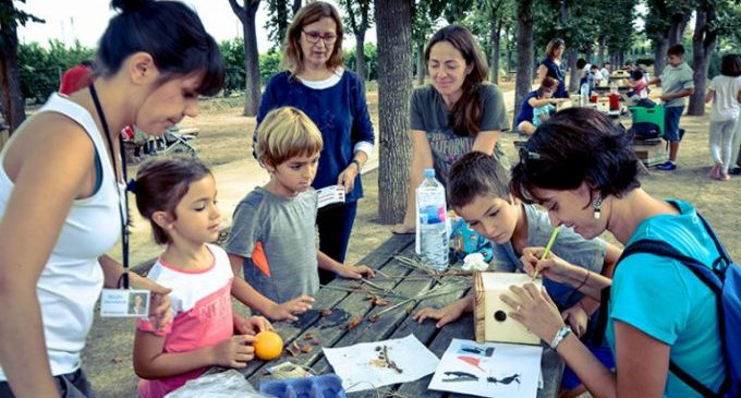 Nova jornada sobre aus en el Molí la Font