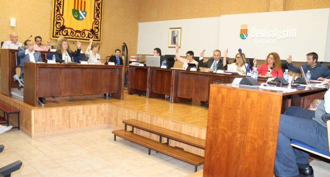 Benicàssim pretén reduir un 60% la taxa per a l'ocupació de via pública