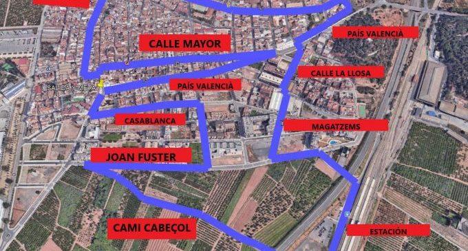 Almenara celebrarà el dissabte la 10K de l'IVASPE