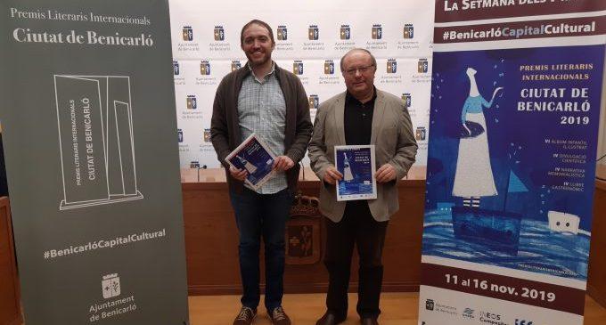 El Premis Literaris de Benicarló s'apropen més a la ciutadania en 2019