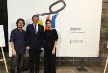 La Almenarense Silvia Casanova, diseñadora del cartel oficial de las celebraciones del 9 d'octubre