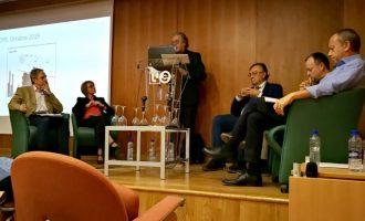 Eva Alcón reivindica las universidades para impulsar la economía digital