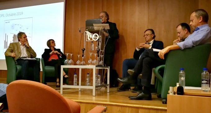 Eva Alcón reivindica les universitats per a impulsar l'economia digital