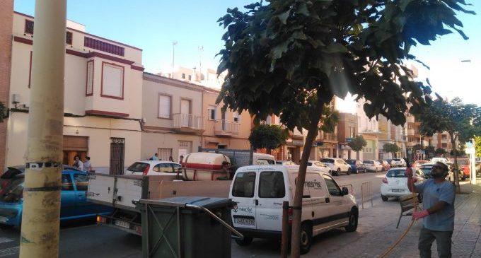 La Vall d'Uixó realitza tractaments contra la cotxinilla i la processionària
