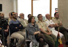 La Unitat Militar d'Emergències de Benicarló celebra el seu 14é aniversari