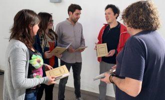 'I avant', l'expressió més castellonenca per fomentar l'ús del valencià