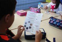 Les escoles de Castelló aprenen que 'L'orgànica és un marró de tots'