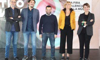 Castelló dóna la benvinguda a la 7a Fira Valenciana de la Música Trovam