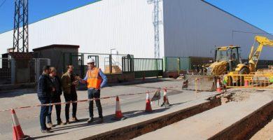 Comienza la mejora de los polígonos industriales Santa y Torreta de l'Alcora