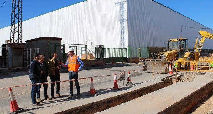 Comencen les millores dels polígons industrials Santa i Torreta de l'Alcora
