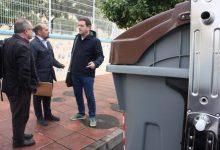 Castelló instal·la els seus primers 40 contenidors orgànics