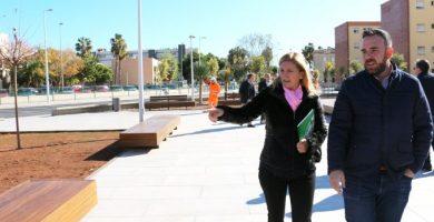 Castelló abre al público la plaza Josefina López