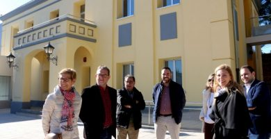 Castelló culmina las obras de la Pineda tras invertir 1,3 millones para su reapertura