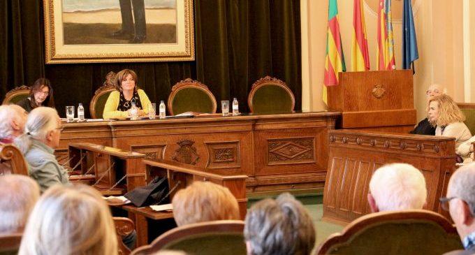 Castelló constituye el nuevo Consejo de Personas Mayores con 42 representantes