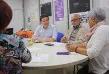 Garcia se compromete a extender la formación en transparencia al funcionariado municipal