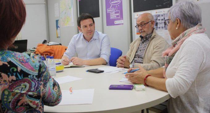 Garcia es compromet a estendre la formació en transparència al funcionariat municipal