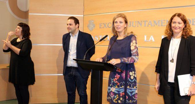 Castelló competeix amb cinc ciutats per a ser Ciutat Accessible de la UE 2020
